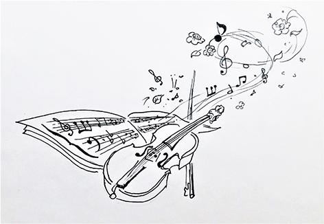 Когда случается волшебство при встрече с Музыкой…