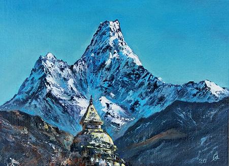 Священные Гималаи